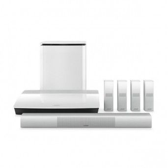 BOSE Sistema Home Cinema Lifestyle 650 Branco