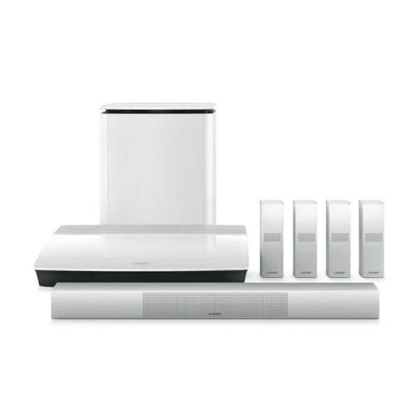 BOSE Sistema Home Cinema Lifestyle 650 Branco