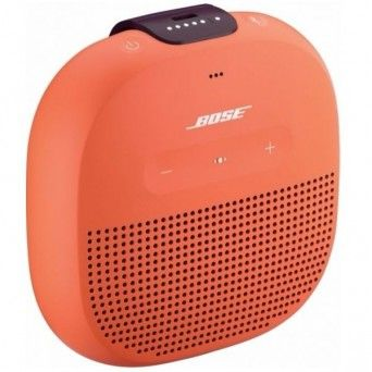 Bose SoundLink Micro Bluetooth Bright Orange
