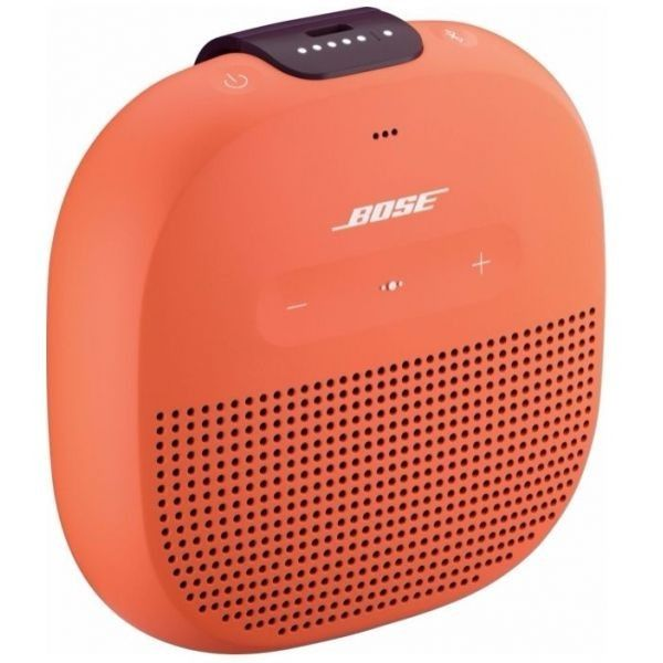 Bose SoundLink Micro Bluetooth Bright Orange