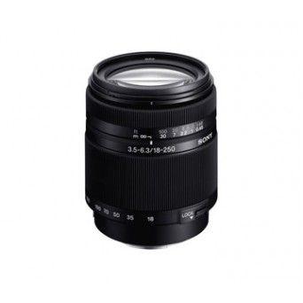 18250Lente SONY de câmara digital de montagem tipo A