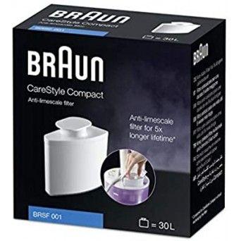 Filtro anticalcário Braun BRSF001