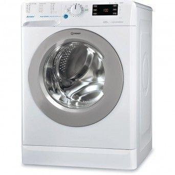Máq. Lavar roupa 9kg Indesit - BWE 91284X WSSS EU