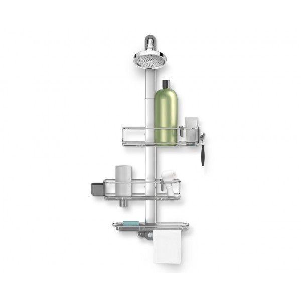 Suporte de chuveiro ajustável SIMPLEHUMAN BT1099