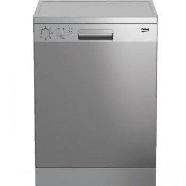 Máquina de louça inox Beko DFN05321X