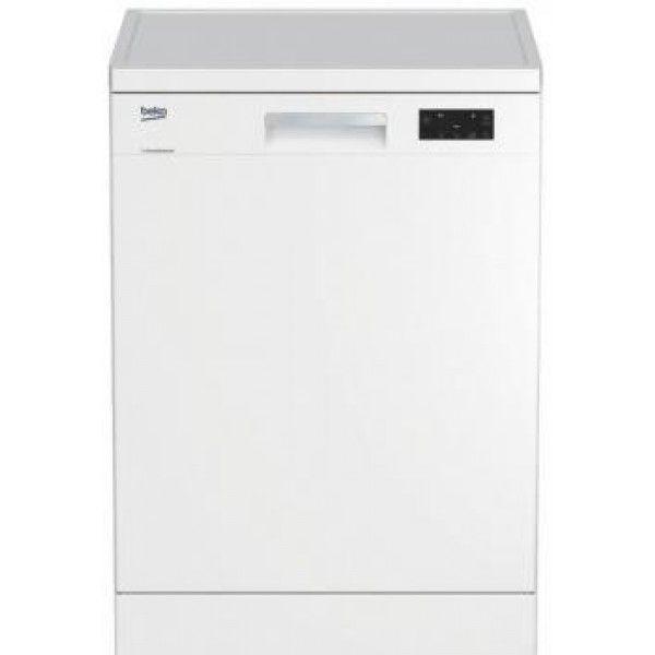Maquina de louça branca Beko DFN16420W