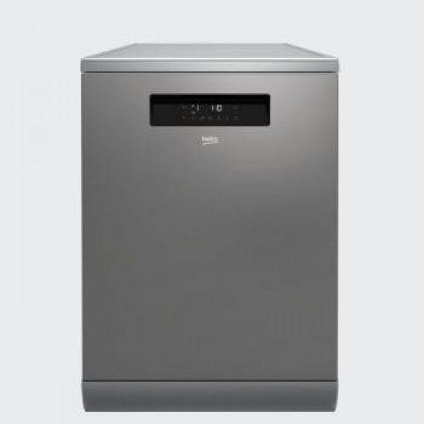 Máquina de louça inox Beko DFN38530X