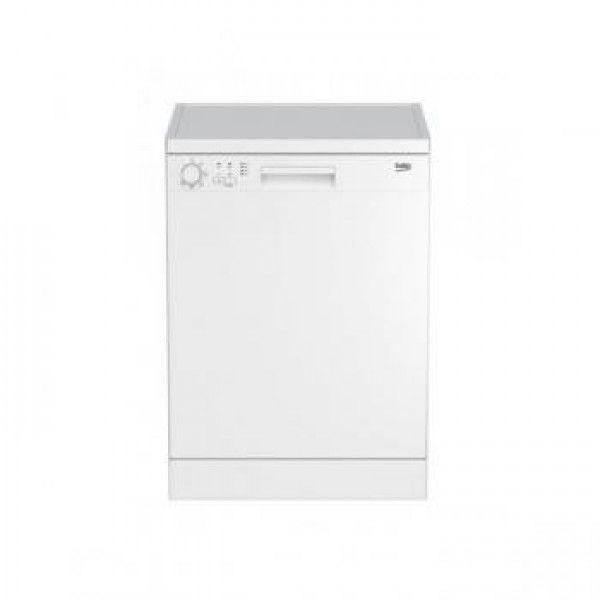 Máquina de lavar louça branca Beko DFN05321W