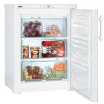 Congelador vertical branco Liebherr GNP1066
