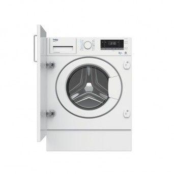 Máquina Lavar/Secar Encastrável  Beko HITV8733B0