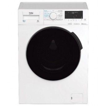 Máquina de lavar e secar Beko HTV8716DSWBT