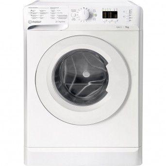 Máq. Lavar roupa 7kg Indesit - MTWA 71252 W SPT