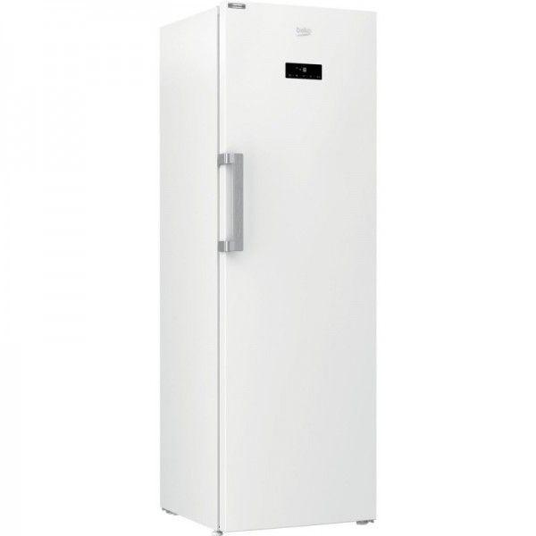 Congelador vertical Beko - RFNE312E43WN