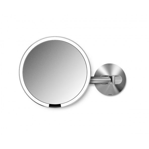 Espelho de parede c/ sensor SIMPLEHUMAN ST3002