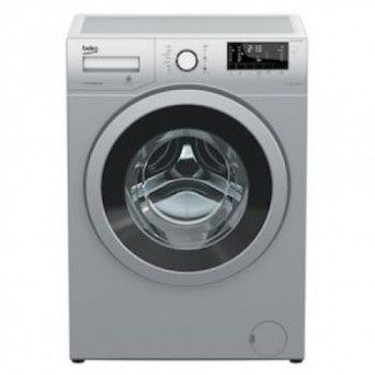 Máquina de lavar roupa 7kg inox Beko WMY71283LMXB3