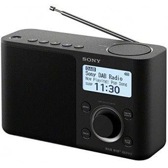 Radio portátil Sony XDRS61DB