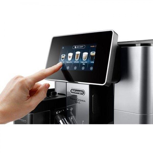 Máquina de café automática Delonghi - ECAM61055SB
