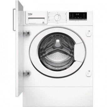 Máquina de Lavar Roupa Beko Encastre - WITV 8712 XW0R
