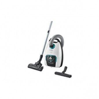 Bosch Aspirador Com Saco Serie 8 Prohygienic White - BGL8HYG1