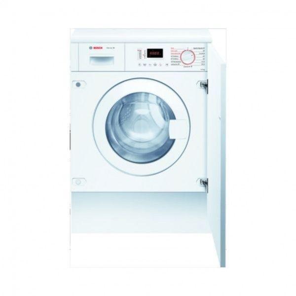 Máquina de Lavar e Secar Roupa Bosch Encastre WKD24362ES