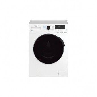 Máquina de Lavar e Secar Roupa Beko - HTV8716DSWBTR