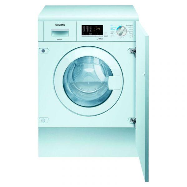 Máquina Lavar e Secar Roupa Encastre Siemens - WK14D542ES