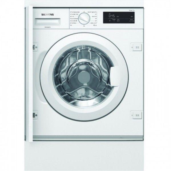 Máquina de Lavar Roupa SIEMENS - WI12W324ES