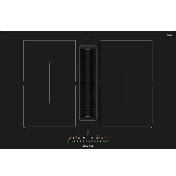 Placa de indução c/ ventilação integrada Siemens - ED711FQ15E