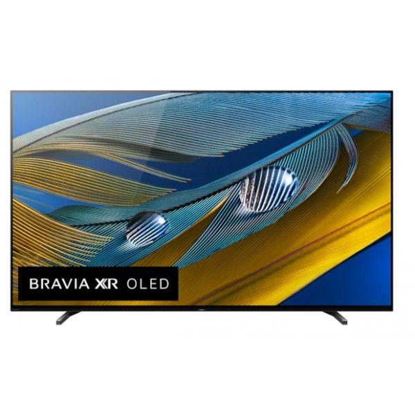 "Oled 55"" 4K UHD Google TV Sony - XR55A80JAEP"