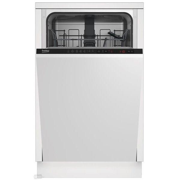 Máquina de Lavar Loiça BEKO - Totalmente integrável 45 cm - DIS35023