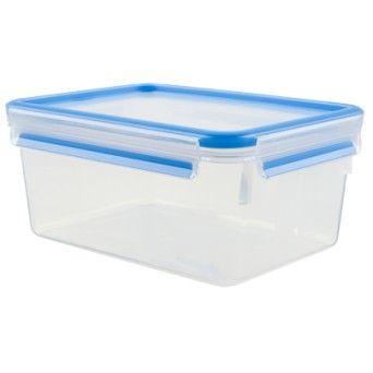 Tefal Caixa p/ conservação de alimentos em plástico 2,3 l azul - K3021512