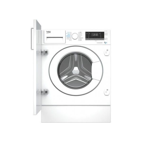 Máquina Lavar e Secar Roupa Encastre Beko - HITV8733B0R