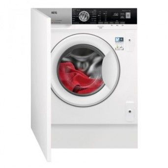 Máquina de Lavar Roupa AEG L7FEE841BI - Encastre