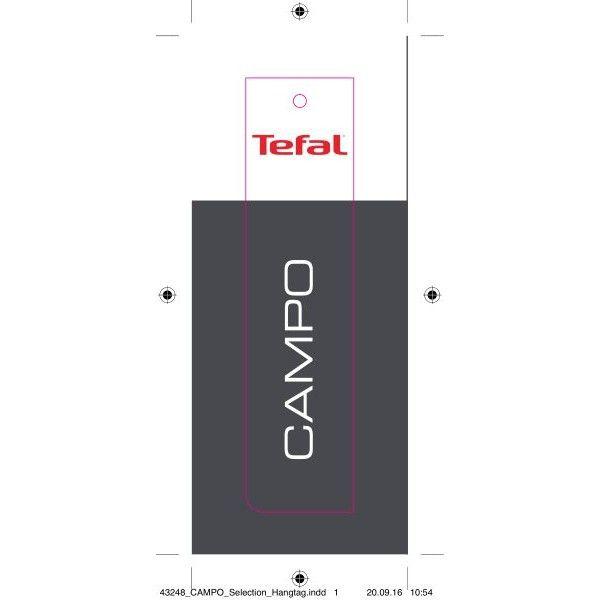 TEFAL Campo 1L Inox K3032014